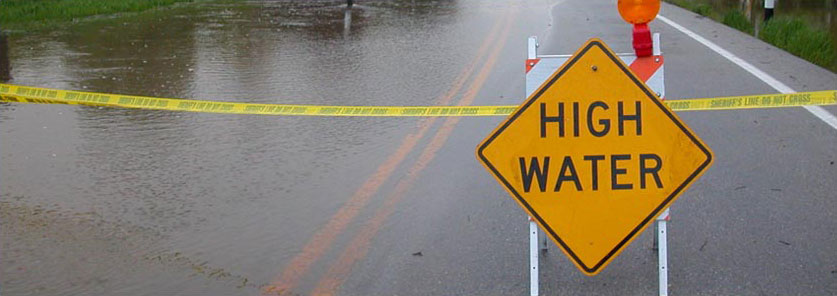 flood insurance for High Water