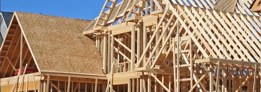 house frame - builder insurance