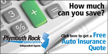 plymouth rock assurance quotes