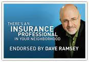 Connelly-Campion-Wright Insurance Endorsed by Dave Ramsey