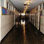 Sandy- SRHS hallway